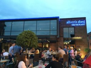 alberts shed