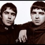 A photograph of the gallagher brothers